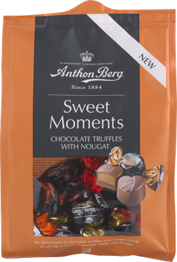 Anthon Berg Sweet Moments Chocolate & Nougat - NordicExpatShop