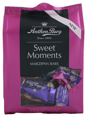 Anthon Berg Sweet Moments Chocolate & Marzipan - NordicExpatShop