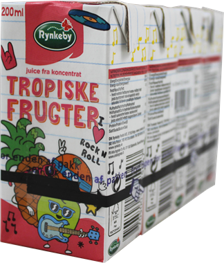 Rynkeby Kids Tropical