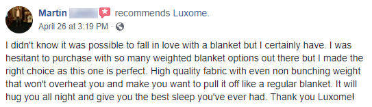 Weighted Blanket Reviews and Comparisons