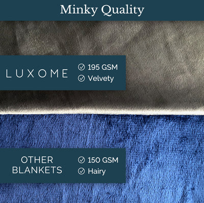 Minky Fabric Comparison