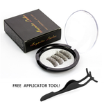 Magnetic Eyelashes - No Glue - FREE Applicator Tool