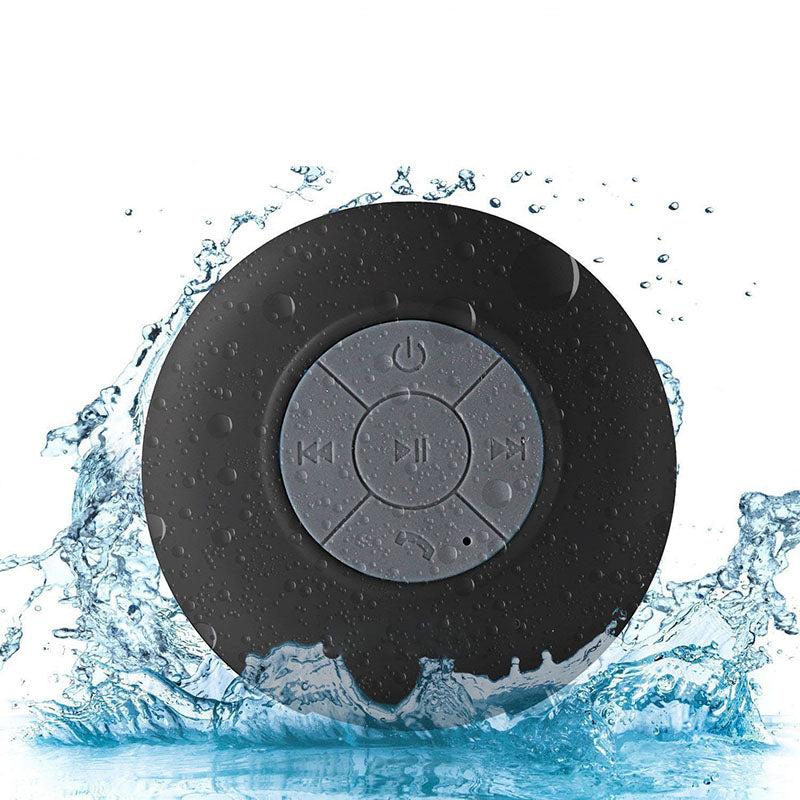 2018 Bluetooth Waterproof Speaker (With Suction Pad)