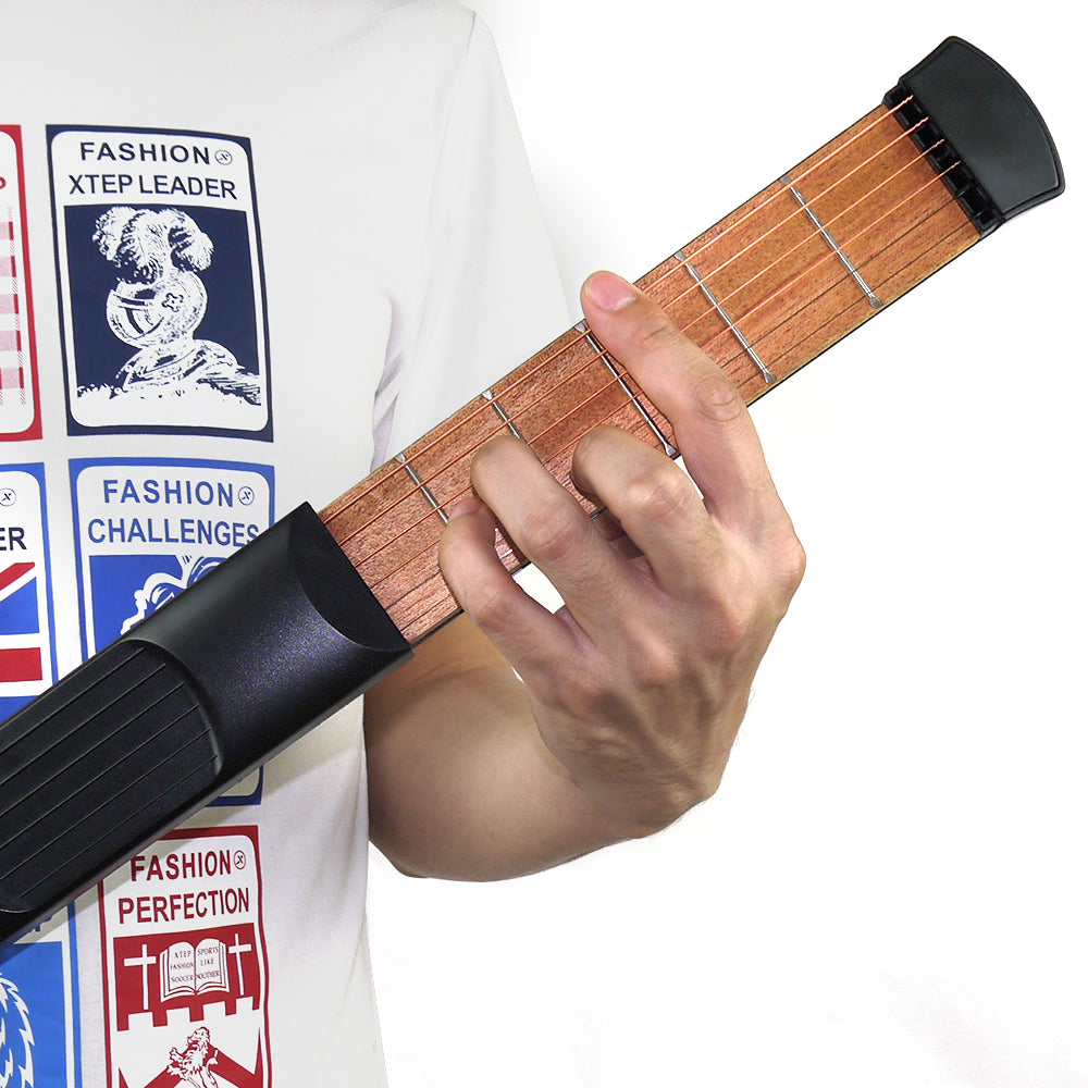 The Perfect Portable Pocket Acoustic Guitar