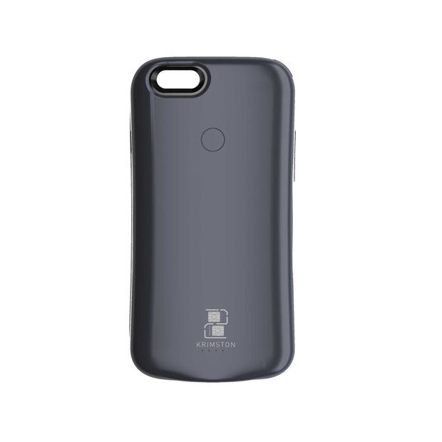 Krimston Dual SIM Case for iPhone 6S