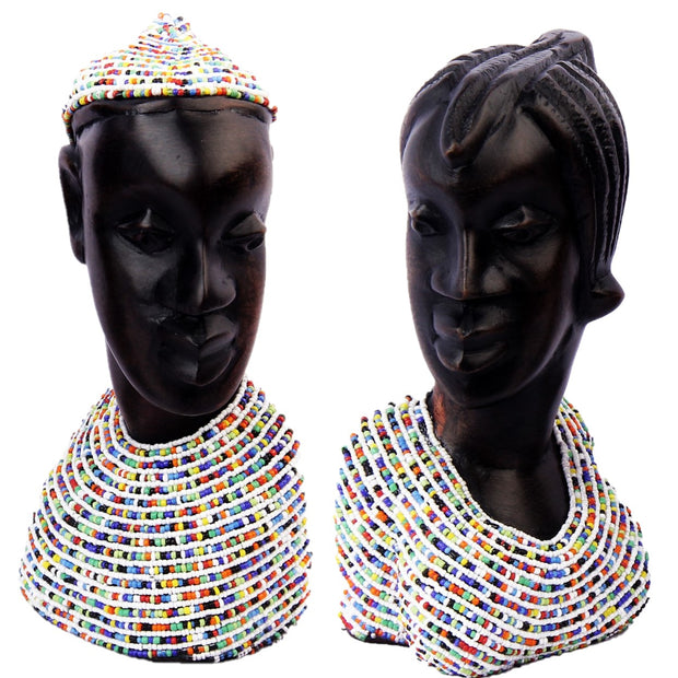 Beaded Couple