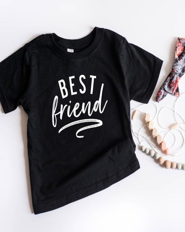 Best Friend tee - Lilac + Mae