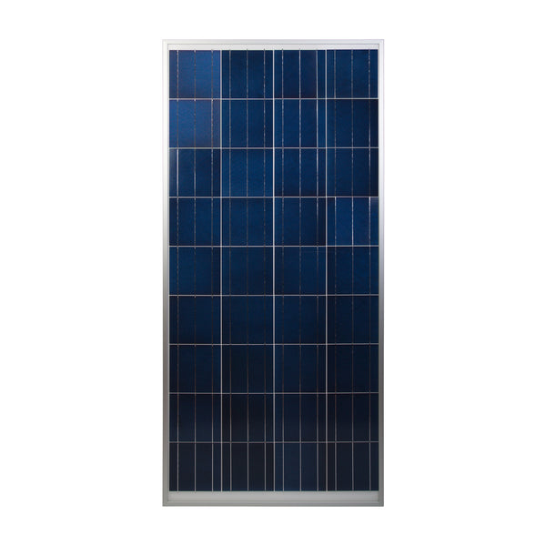 Coleman 150 Watt, 12-Volt Crystalline Solar Panel - Refurbished
