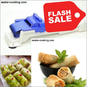 Easy nems et sushi - Machine à rouler les nems - Easier cooking - Cuisine plus facile