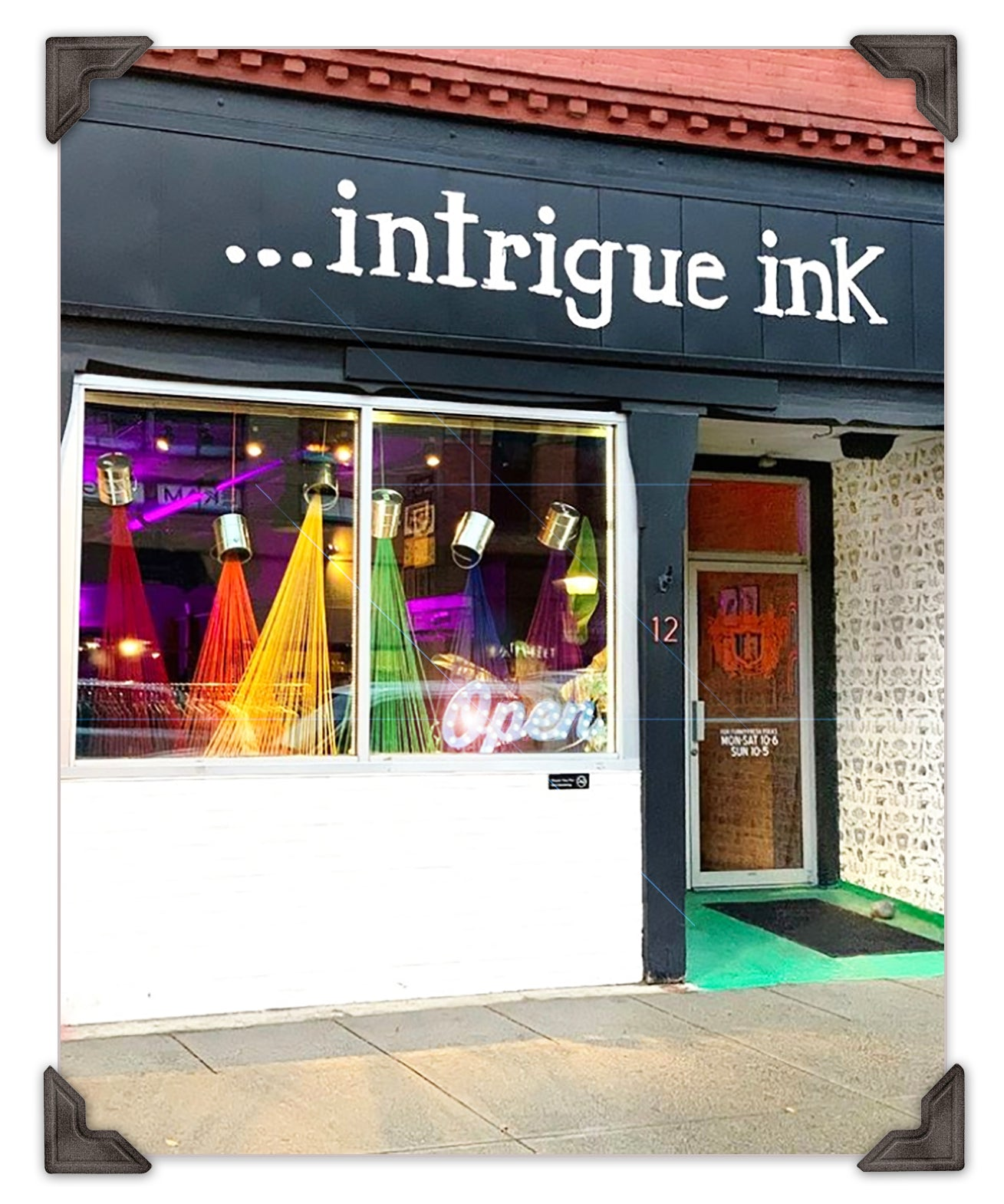 intrigue ink covid update