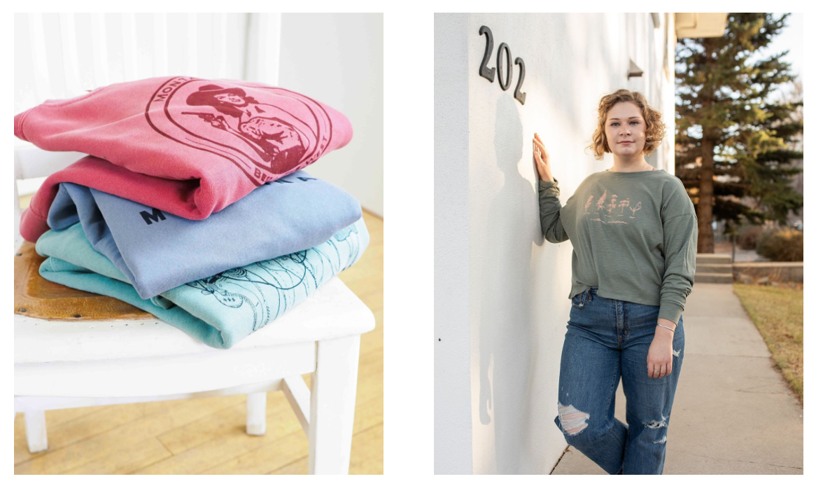 create a comfortable work from home wardrobe, comfy but zoom meeting appropriate options
