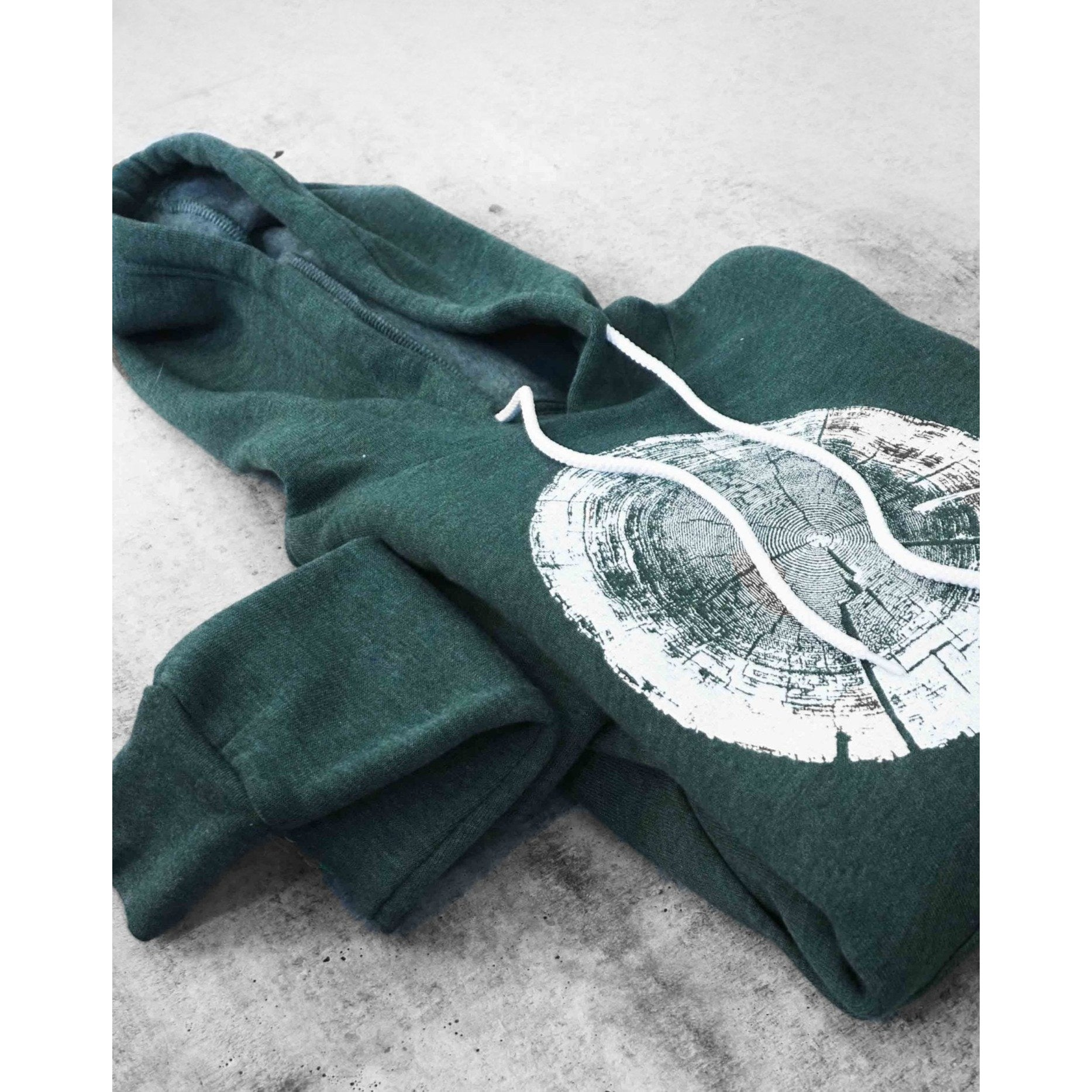 Trunk Fleece Hoodie - Intrigue Ink Visit Bozeman, Unique Shopping Boutique in Montana, Work from Home Clothes for Women