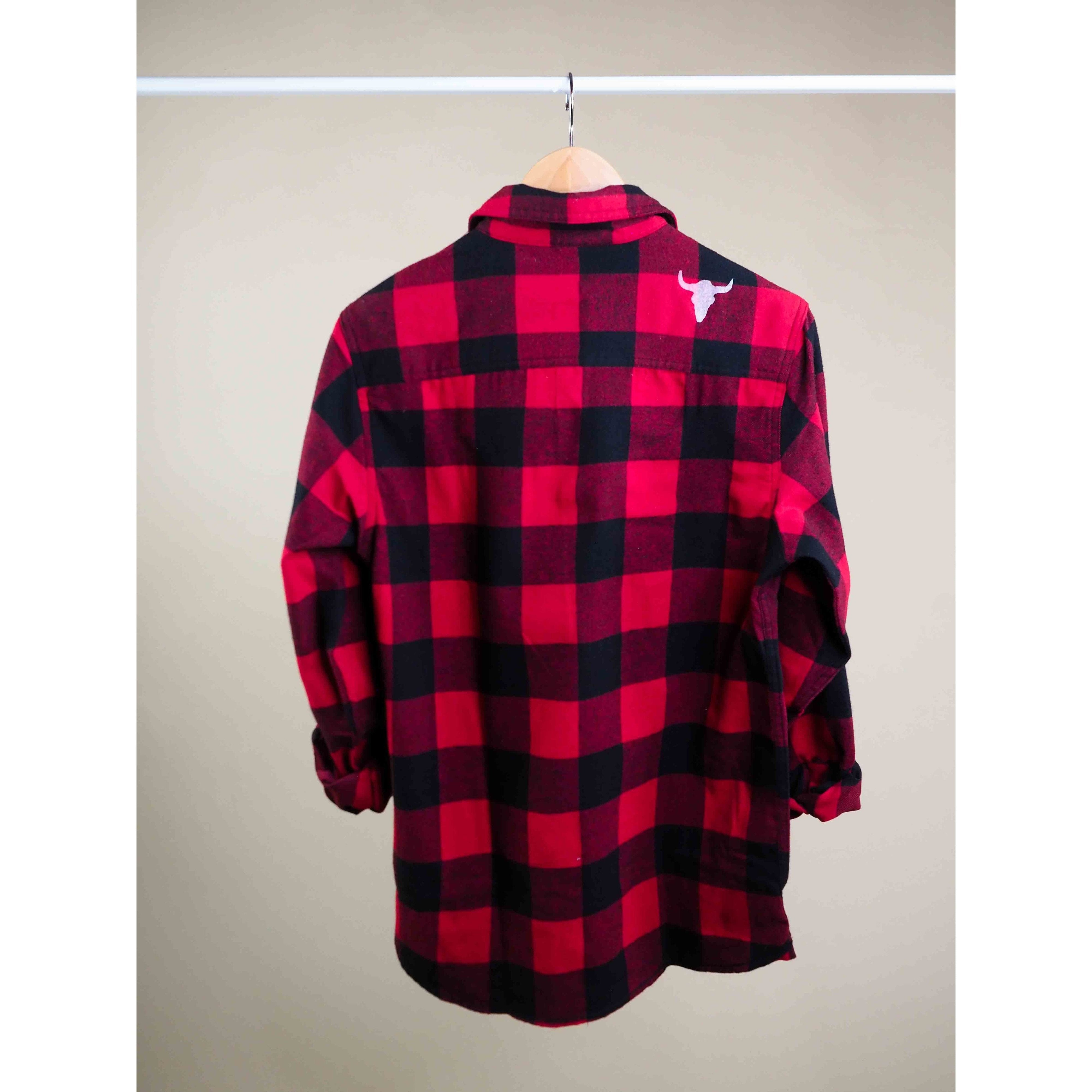 Red Buffalo Flannel Shirt