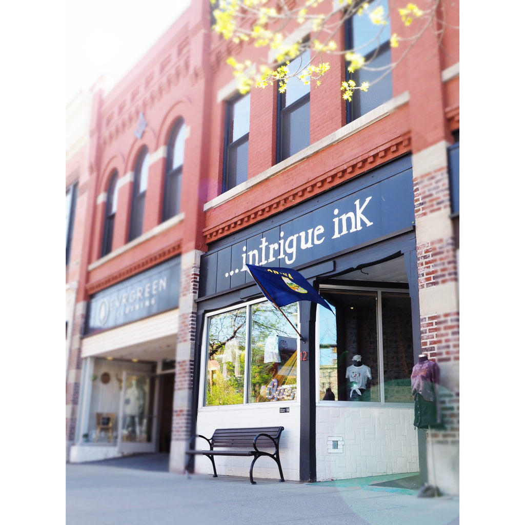 Contact Us - Intrigue Ink Visit Bozeman, Unique Shopping Boutique in Montana, Work from Home Clothes for Women