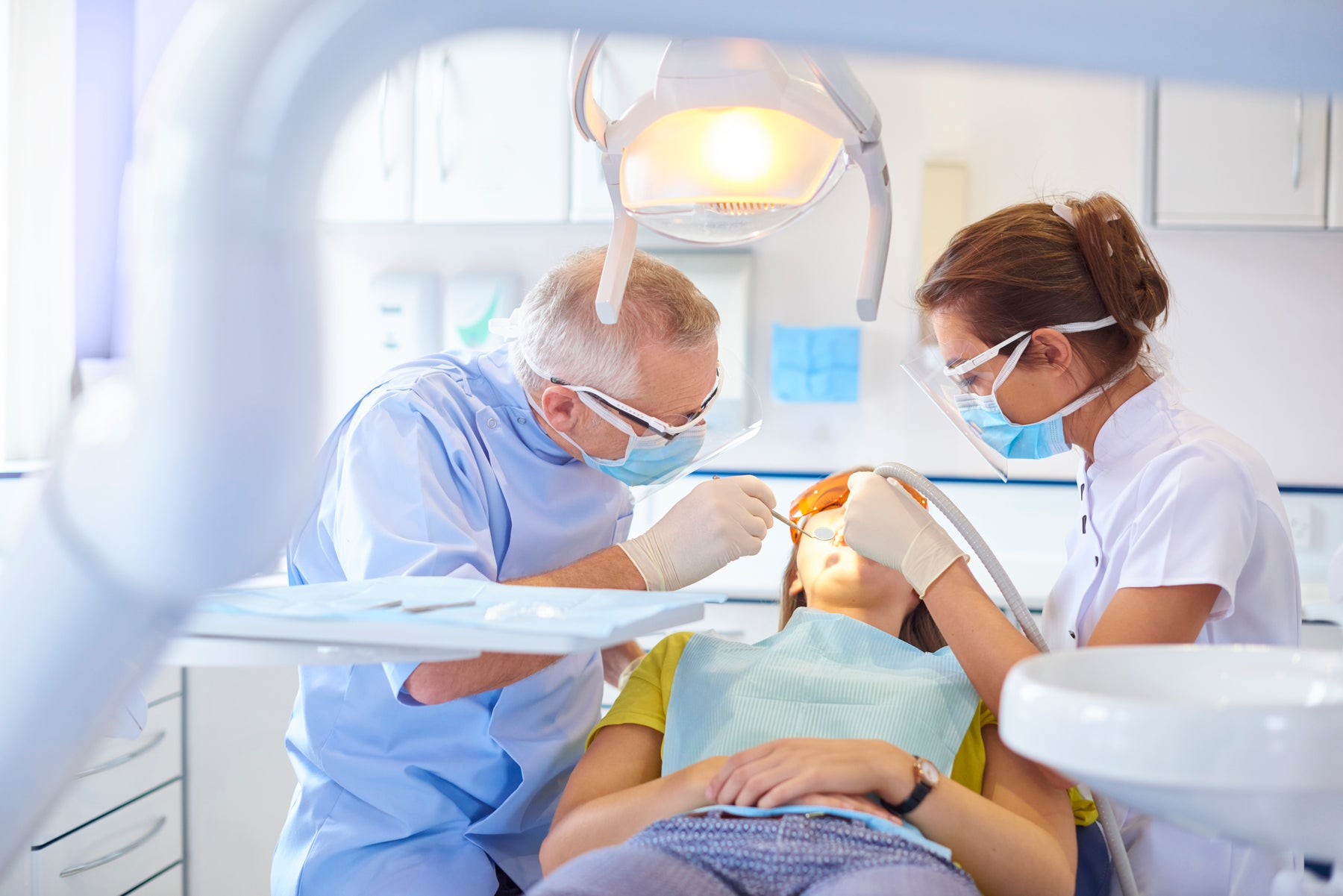 Dentists - Protect your Hearing