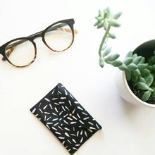 Load image into Gallery viewer, Leather Envelope Wallet - Graphetti - PRE-ORDER