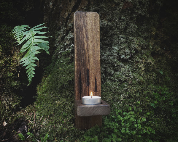 Woodlands Slim Wall Sconce