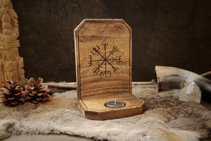 Vegvisir Candle Holder
