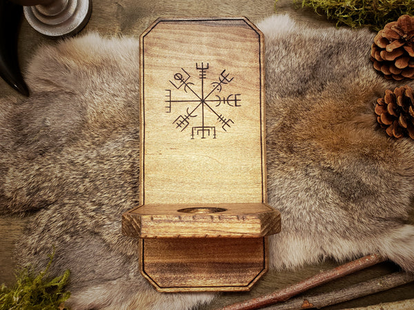 Vegvisir Wall Sconce