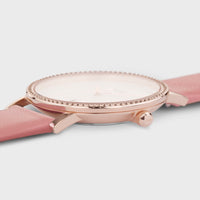 CLUSE Le Couronnement Rose Gold White/Soft Rose CL63002 - Uhrgehäuse – Detail