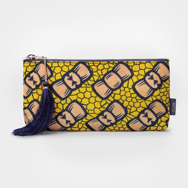 CLUSE x Mino Design Bow Wow Tassel ​Make Up ​Bag CLB001 - make up bag