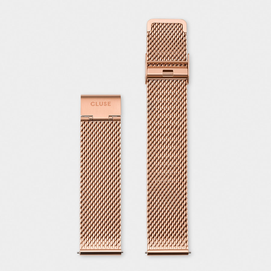 CLUSE Strap 20 mm Mesh. Rose Gold CS1401101063 - uhrenarmband