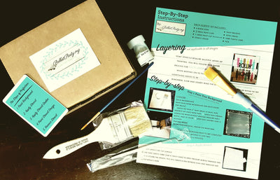Complete Do-It-Yourself Supply Kit (DIY Kit)