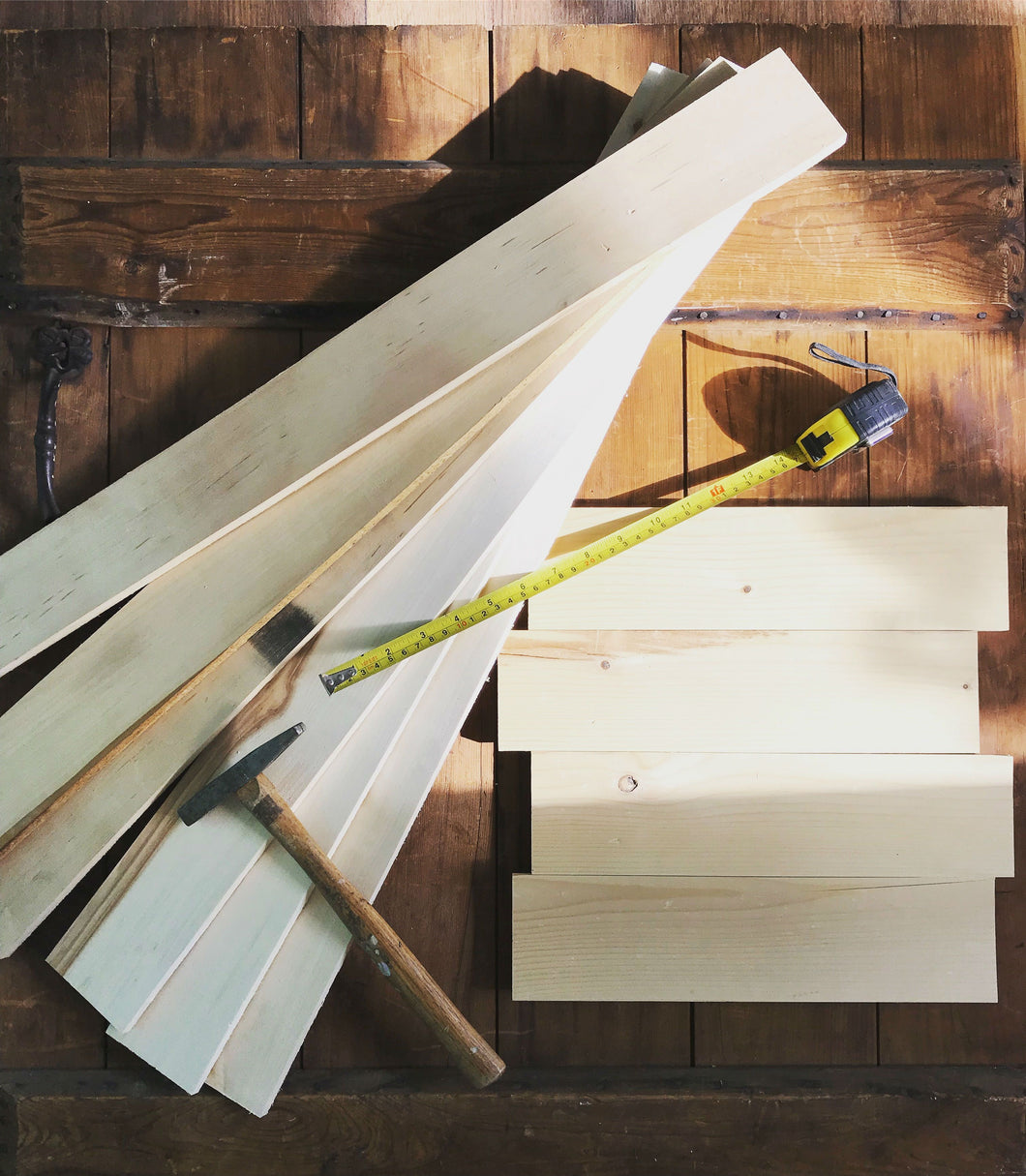 DIY Craft Wood Bundle