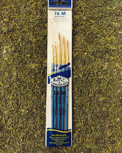 Value Pack Detail Paint Brushes
