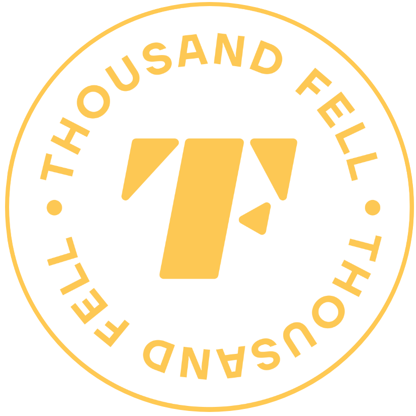 Thousand Fell Icon - Yellow