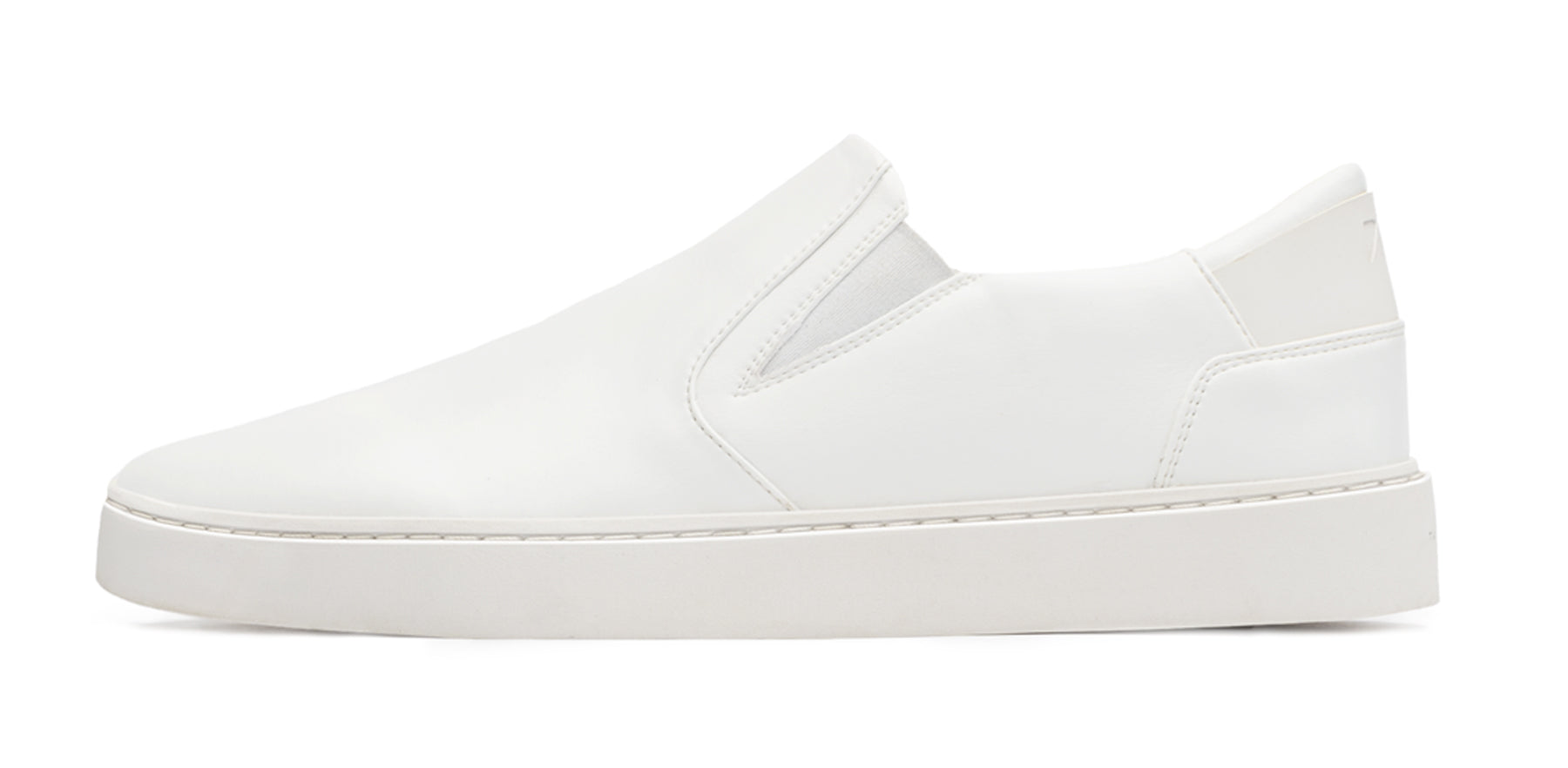 Women's Slip On | White