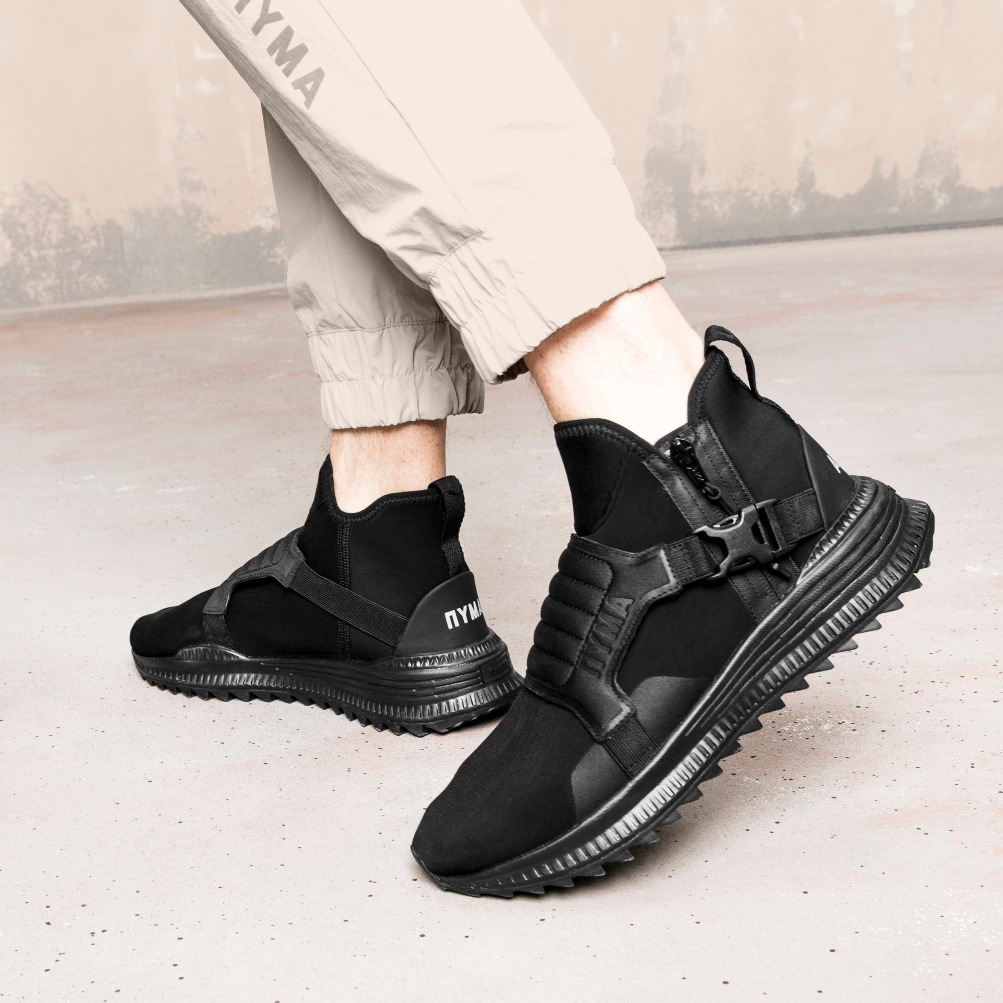 PUMA | Outlaw Moscow Avid Shield Black