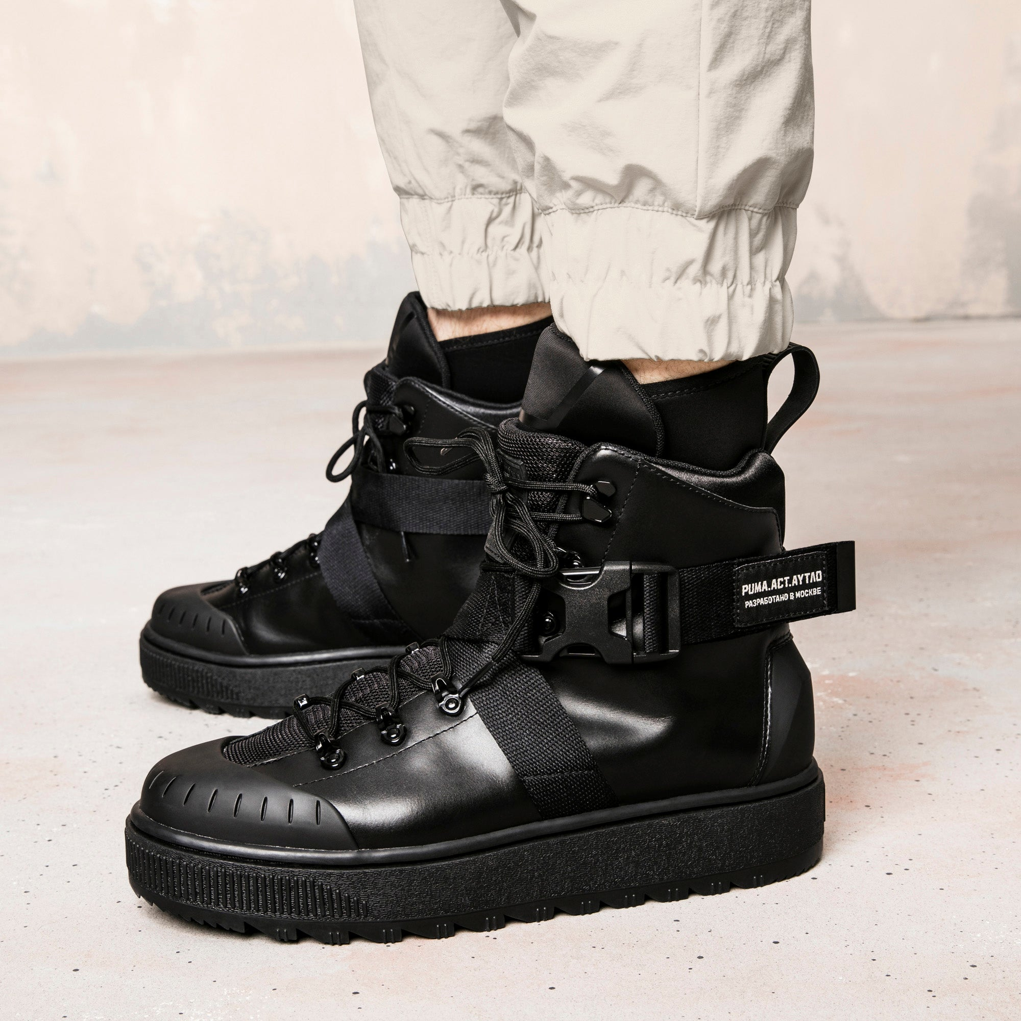 PUMA | Outlaw Moscow Ren Boot Black