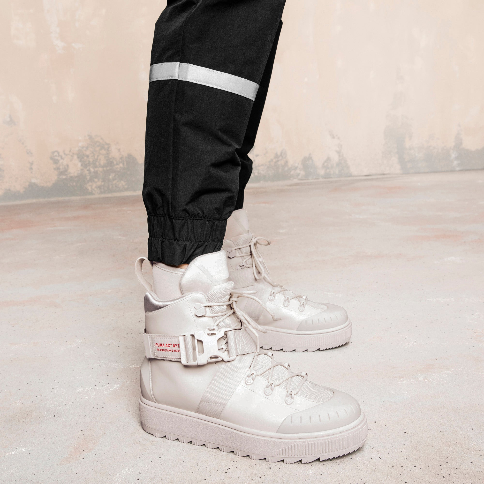 PUMA | Outlaw Moscow Ren Boot Moonbeam