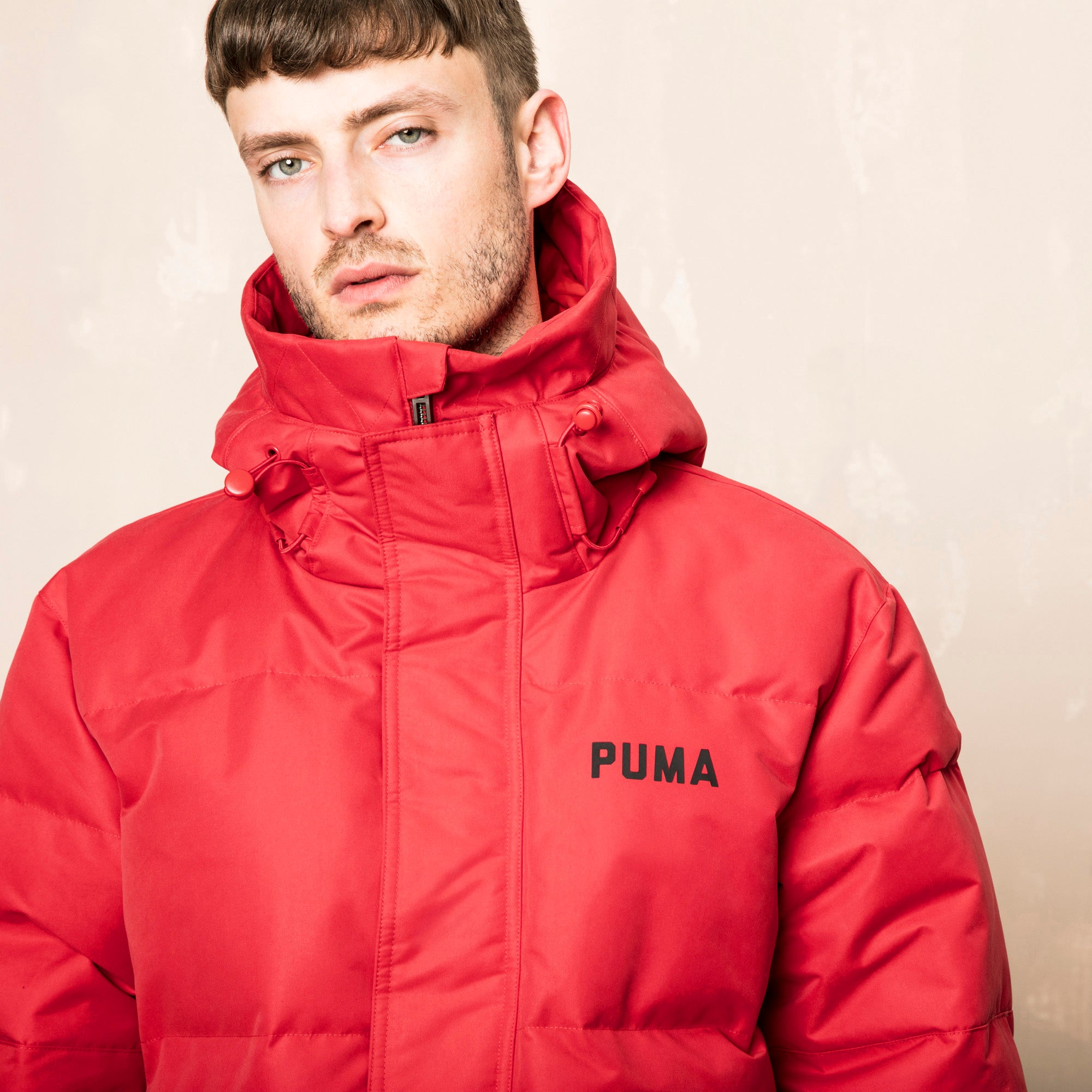 PUMA | Outlaw Moscow Jacket Ribbon Red