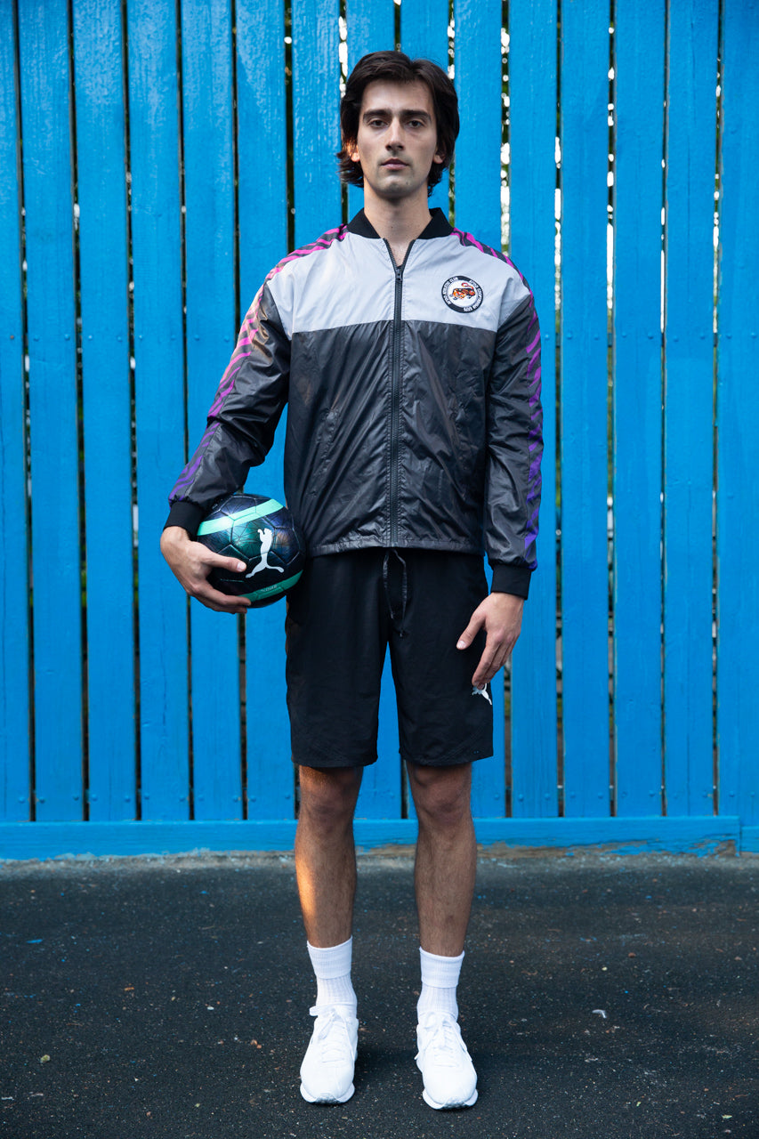 Athletic Club Windbreaker