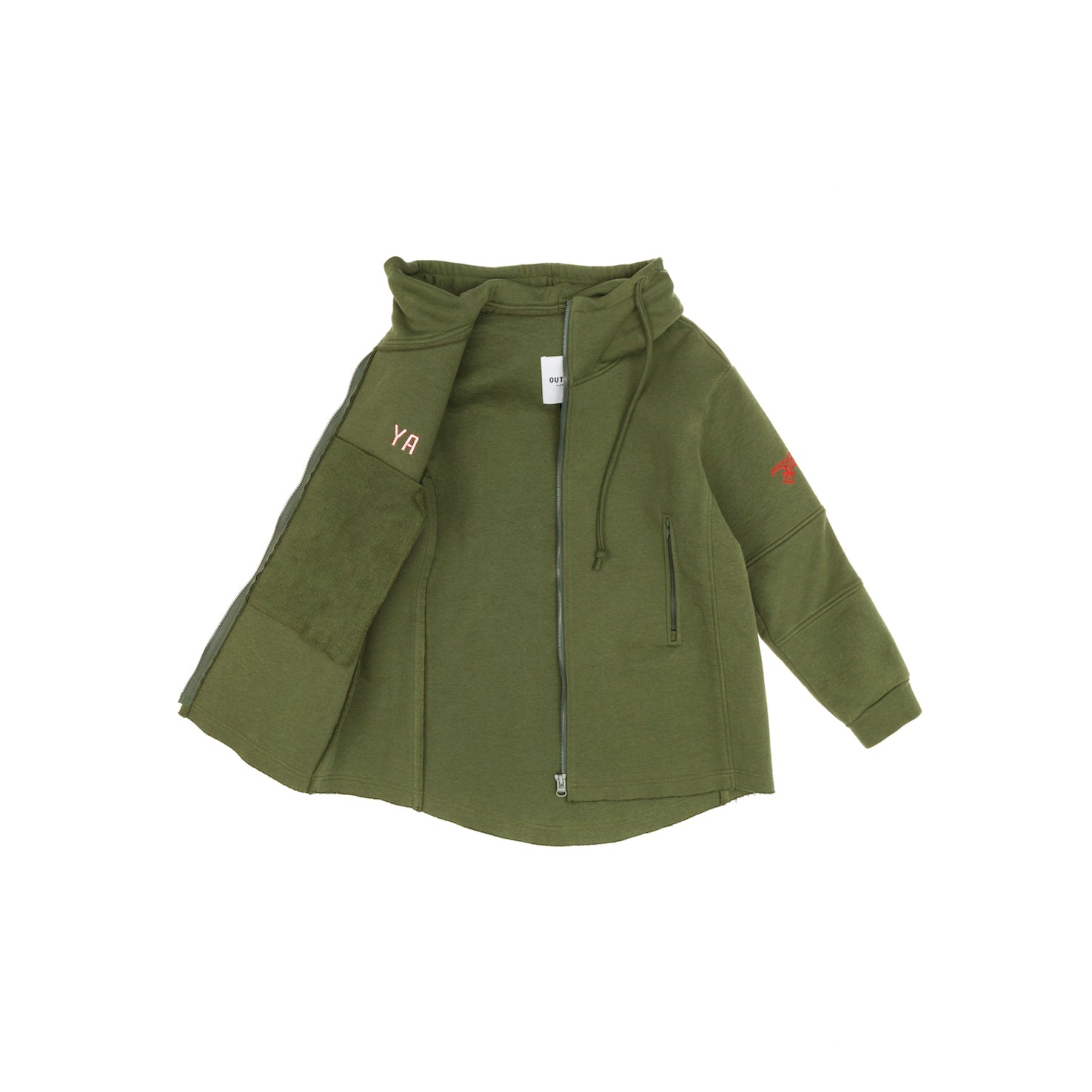 Water/Wind Resistant Jacket