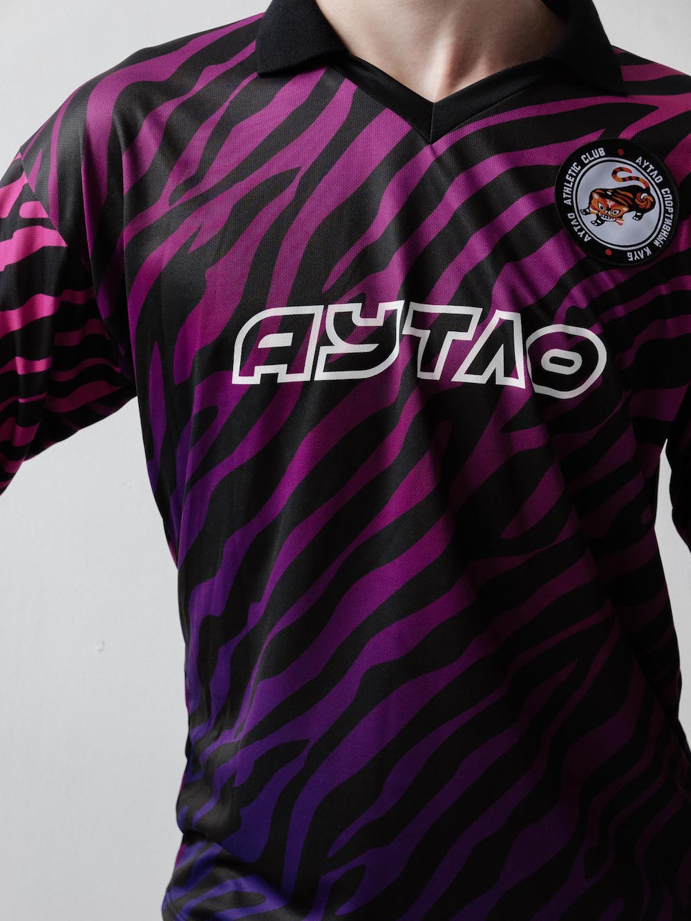 Outlaw Athletic Club Home Kit Longsleeve