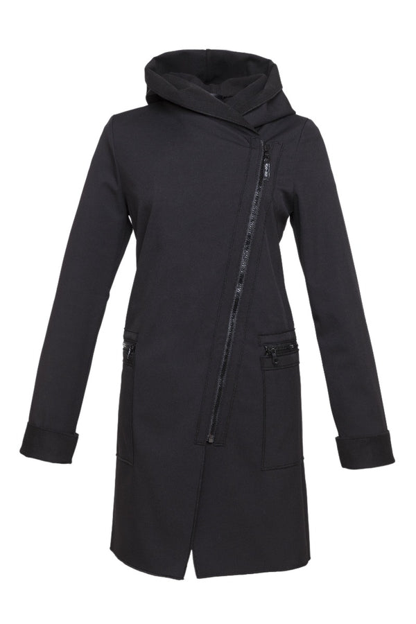FIODA COAT / BLACK