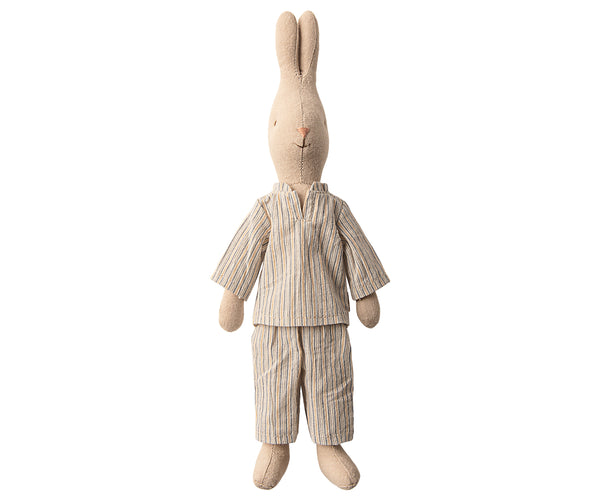 Maileg Bunny or Rabbit Pyjamas Size 2/Mini by Maileg - A Fly Went By