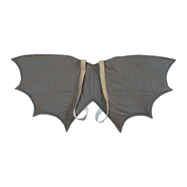 Soft Organic Cotton Dragon Wings