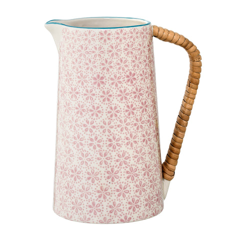 Rose Patrizia Jug by Bloomingville - A Fly Went By