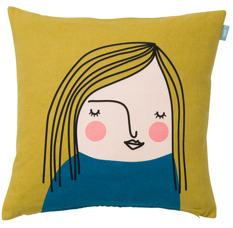 Spira of Sweden Renate Cushion Homeware- a-fly-went-by.myshopify.com