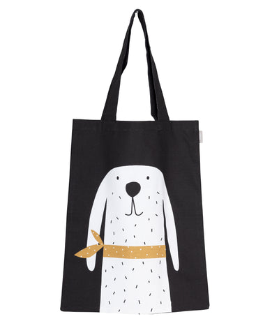Bosse Dog Tote Bag by Spira of Sweden - A Fly Went By