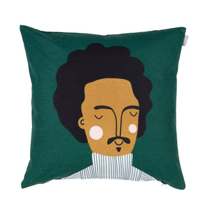 Jacob Cushion by Spira of Sweden - A Fly Went By
