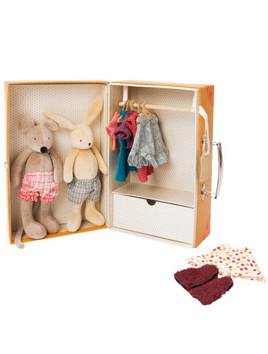 La Grande Famille Little Wardrobe Suitcase