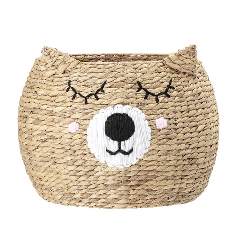 Gorgeous Sleepy Bear Basket by Bloomingville - A Fly Went By