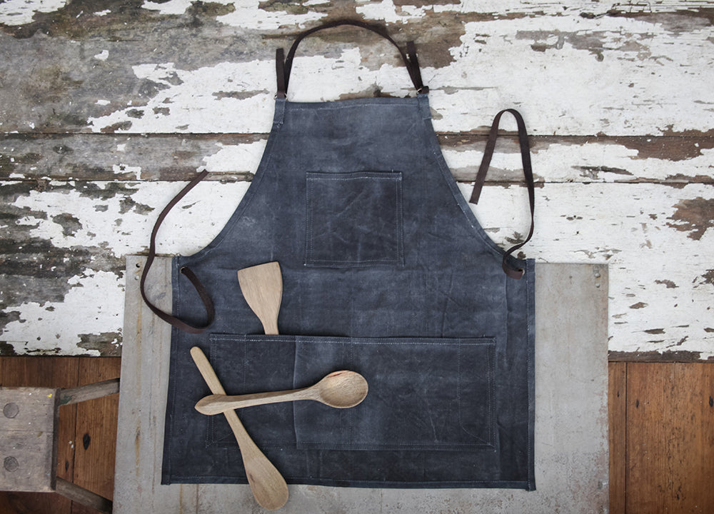 Recycled Canvas Artisan Apron
