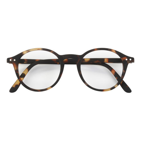 Izipizi Stylish Unisex Tortoise Shell Reading Glasses #E Accessories- a-fly-went-by.myshopify.com
