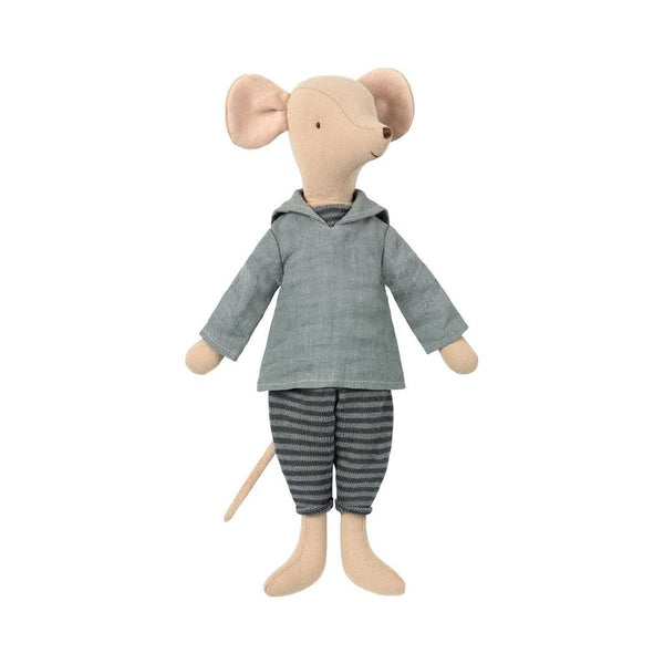 Maileg Medium Boy Mouse Children- a-fly-went-by.myshopify.com